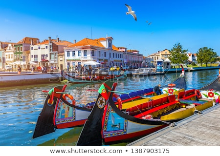 old town of Aveiro, Portugal Stock photo © neirfy