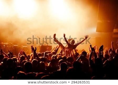 stage dive Stock photo © nicemonkey