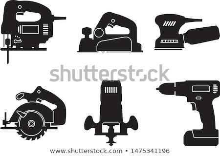 Power Drill Stock photo © cteconsulting