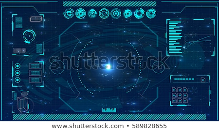 Espace infographie stock commerce Photo stock © ConceptCafe
