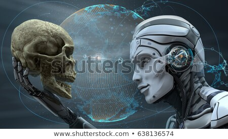 Danger Of Artificial Intelligence Stock photo © Lightsource