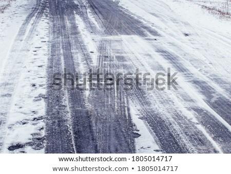 umido · asfalto · texture · alto · strada - foto d'archivio © ultrapro