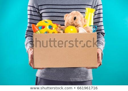 old toy  Stock photo © jonnysek