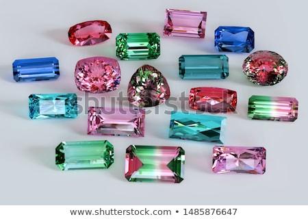 Sparkling water with gemstone Stock photo © ondrej83