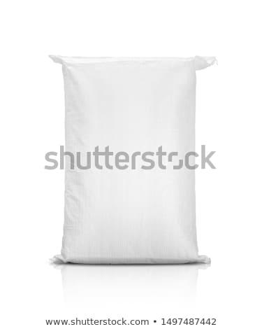 Bag from  sacking Stock photo © taden