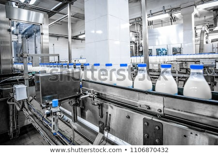 Dairy Factory Stock photo © rghenry