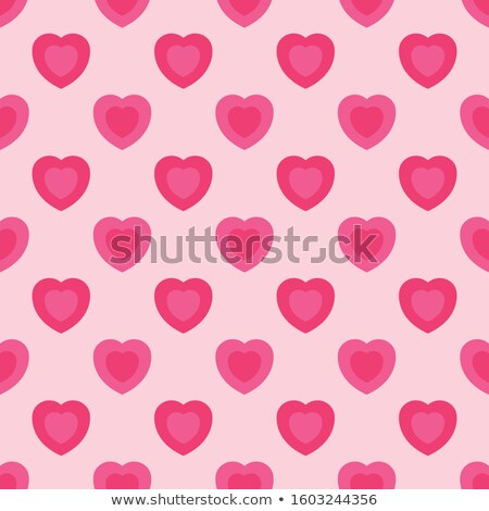 multicolor valentines day hearts decoration stock photo © alexaldo