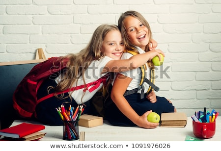 Friends at school Stock photo © photography33