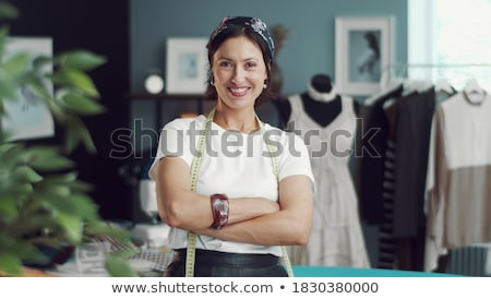 Dressmaker Stock photo © adrenalina