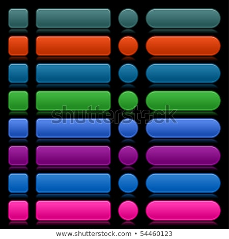 Web Internet Violet Vector Button Icon Design Set 2 Stock photo © rizwanali3d