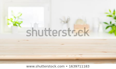Close up of wooden brown background texture Stock photo © simpson33