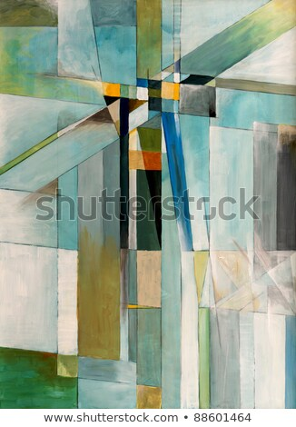 Cubistical Art Background Stock photo © Spectral