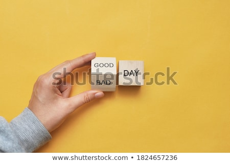 Today is not a good day... Stock photo © hsfelix