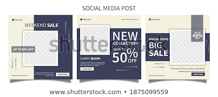 Stock fotó: Online Brochures with Premium Discounts, Big Sale