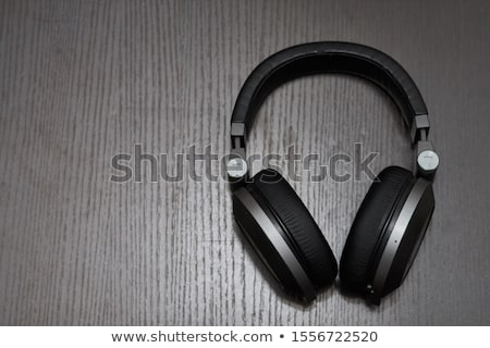 headphones Stock photo © FOKA