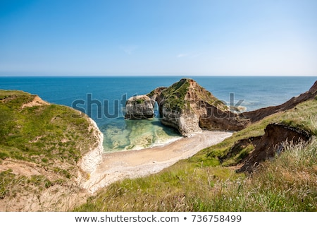 flamborough head stock photo © chris2766