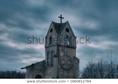 church tower Stock photo © nicemonkey