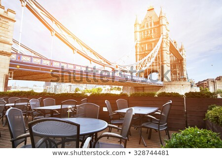 London cafe Stock photo © Artlover