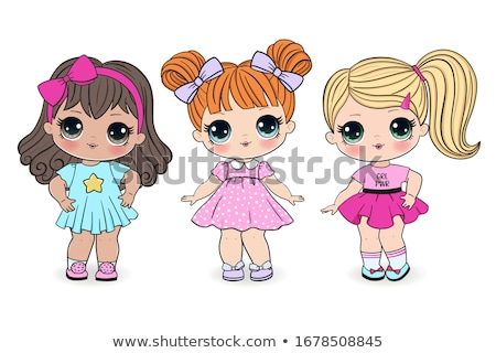 doll Stock photo © reticent
