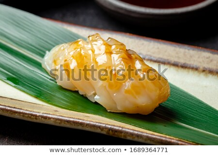 Scallop sushi  Stock photo © leungchopan