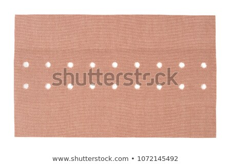 Adhesive Plaster Isolated Stock fotó © ajt