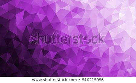 Polygon triangle abstract background. EPS 8 Stock photo © beholdereye