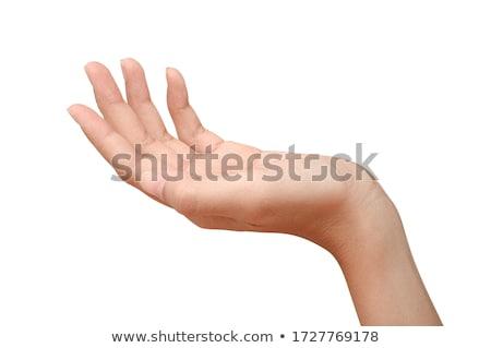 стороны запястье белый человека Сток-фото © wavebreak_media