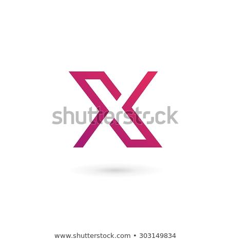 ベクトル アイコン 手紙 ロゴタイプ シンボル ビジネス ストックフォト © blaskorizov