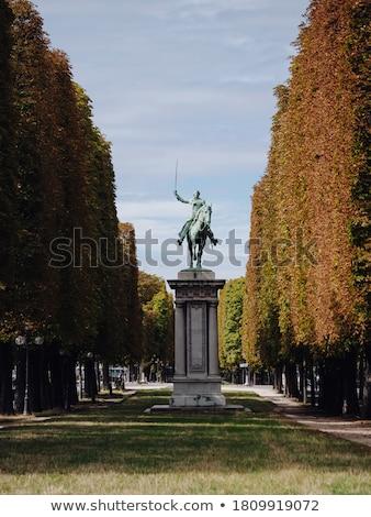 Lafayette Statue in Paris Stock photo © chrisdorney