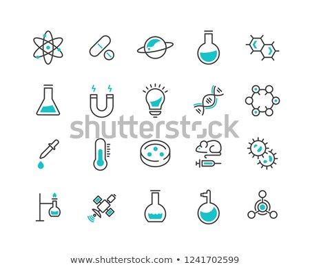 witte · iconen · web · design · communie · vector · eps10 - stockfoto © smeagorl