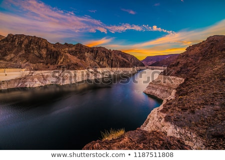 Lake Mead Stock photo © vichie81