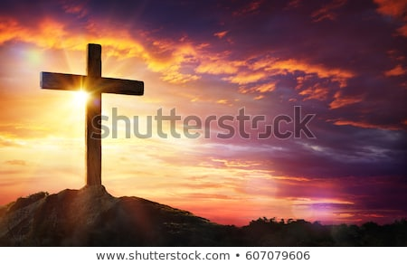 Christ on the Cross Stock photo © tepic
