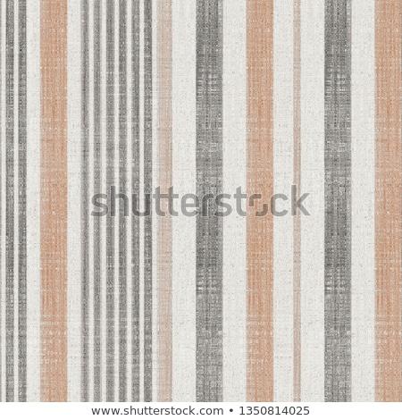 Strisce tessuto abstract design sfondo industria Foto d'archivio © GeniusKp