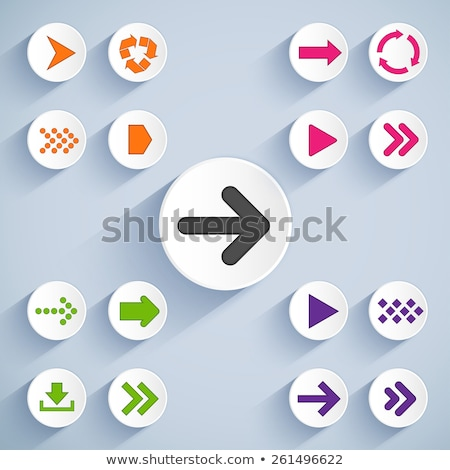 New Collection Pink Vector Button Icon Stock photo © rizwanali3d