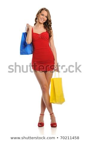 vrouw · tonen · ingewanden · model · menselijke · lichaam - stockfoto © konradbak