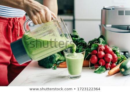 Jeść warzyw piękna świeże Zdjęcia stock © hsfelix