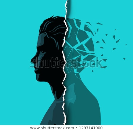 Adult Male Dealing With Mental Health Stock photo © solarseven