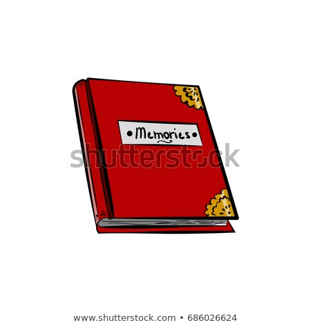 Color Sketch Photoalbum Stock photo © netkov1