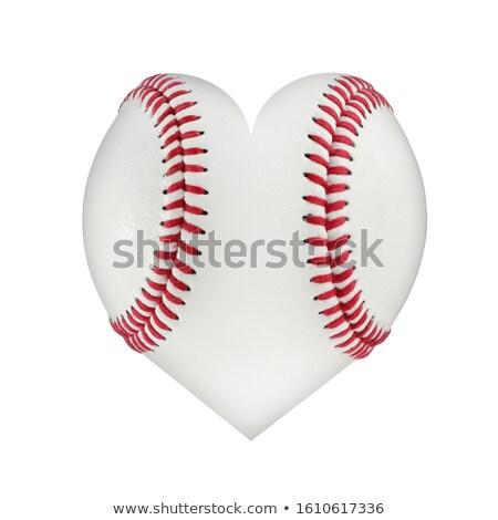 amor · coração · branco · assinar · romance - foto stock © arsgera