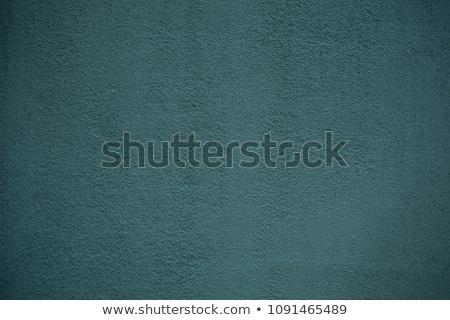 Stockfoto: Blauw · groene · muur · grunge · gedetailleerd · ontwerp