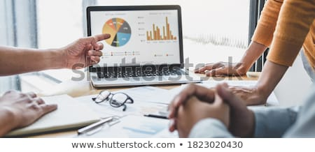 Team Profit Stock photo © Lightsource