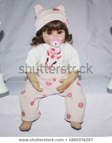 Baby doll   Stock photo © Digifoodstock