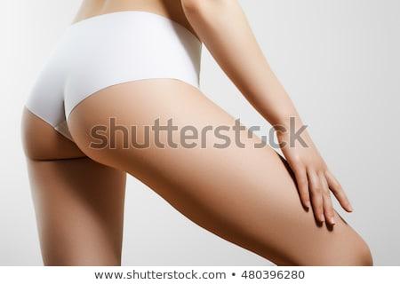 woman buttocks with slim bikini Stock photo © ssuaphoto