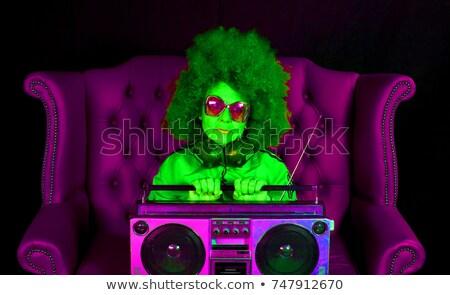 Cool performer Stock photo © pressmaster