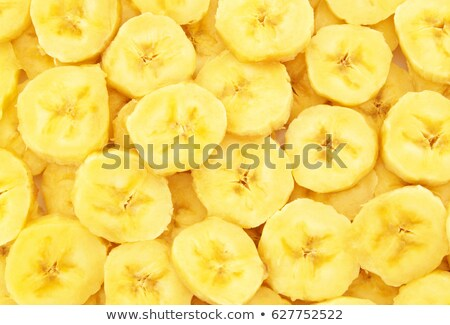 Close up image of bananas Stock photo © deandrobot