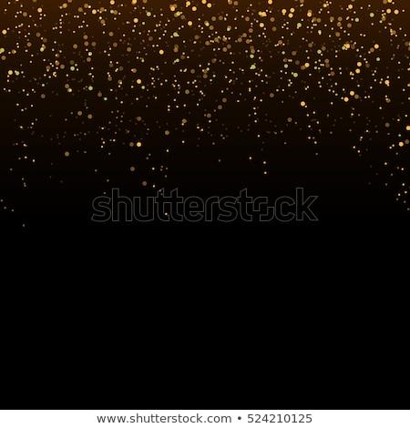 şık Noel kutlama davetiye şablon dizayn Stok fotoğraf © SArts