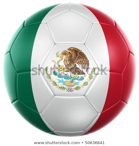 Ballon Mexique 3D Photo stock © Wetzkaz