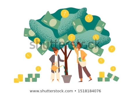 Investissement fonds gestionnaires proposer mieux Photo stock © RAStudio