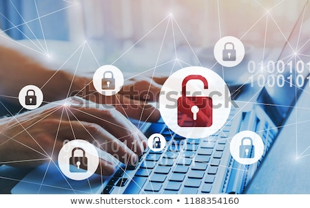 Photo stock: Data Breach Concept