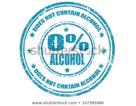 Alcoholic and non-alcoholic drinks set Stock photo © jossdiim